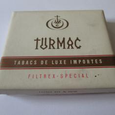 Pachet gol colectie 20 tigari Turmac-Turkish Macedonian tobacco din anii 30