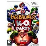 Facebreaker - KO Party  - Nintendo Wii [Second hand], Actiune, 18+, Multiplayer