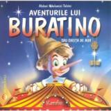 Aventurile lui Buratino sau Cheita de Aur, MondoRo