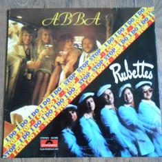 LP Abba / Rubettes – I do I do I do / I can do it