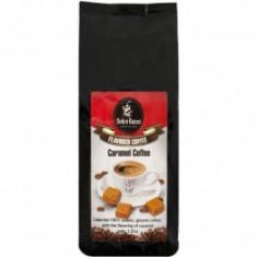 Cafea macinata cu aroma de caramel, 125 grame