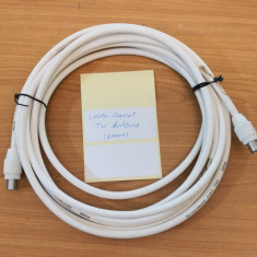 Cablu Coaxial TV Anena 5m (50001)