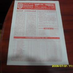 program        Soimii IPA Sibiu   -   Progresul  Buc.