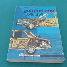 AUTOTURISME DACIA/ CORNELIU MONDIRU/ 1990