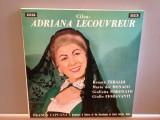 F. CILEA - ADRIANA LECOUVREUR - 3LP Box (1961/DECCA/RFG) - Vinil/Opera/Impecabil, decca classics