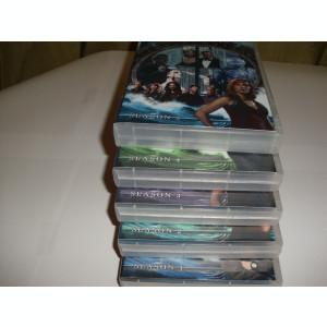 Stargate: Atlantis 2004 Serial TV DVD 5 sezoane