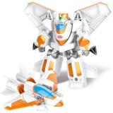 Robot de jucarie transformabil in avion, Transformers Blades, 2-4 ani, Plastic, Baiat