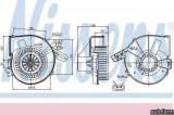 Ventilator aeroterma interior habitaclu SKODA FABIA Producator NISSENS 87028