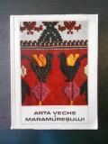 I. D. STEFANESCU - ARTA VECHE A MARAMURESULUI