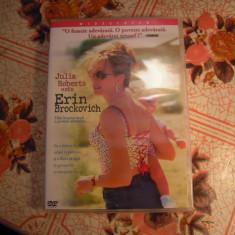 DVD original ERIN BROCKOVICH - Julia Roberts (2000), Romana