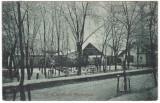 #2209- Romania, Marosujvar, Ocna Mures c.p. necirc: Baia sarata si cu aburi, Necirculata, Fotografie