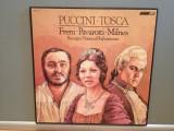PUCCINI – TOSCA – 2LP BOX (1979/London FFRR/ENGLAND) - Vinil/Impecabil, decca classics