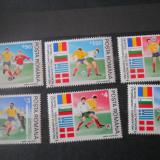 1990  Preliminariile CM de fotbal Italia  LP 1234, Nestampilat