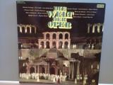THE WORLD OF OPERA – VAR. ARTISTS – 3LP BOX (1976/DECCA/RFG) - Vinil/Impecabil, decca classics