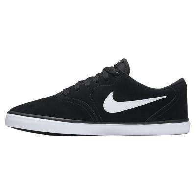 Shoes Nike SB Check Solarsoft Black/White foto