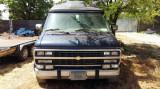 Chevi  Van  Chevrolet, CHEVY VAN, Benzina