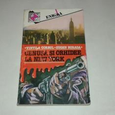 VINTILA CORBUL - CENUSA SI ORHIDEE LA NEW YORK