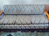 Canapea, 2 fotolii, masuta