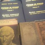 SCRISORI CATRE ATTICUS /FILIPICE/LELIUS DE AMICITIA/INTIIUL DISCURS  DE CICERO