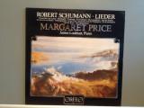 SCHUMANN – SELECTED SONGS cu J.Lockhart-piano (1982/ORFEO/RFG) - Vinil/Impecabil, decca classics