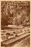 Vederi ( Carti  postale) -Slanic - Moldova - Vedere  din  parc, Circulata, Fotografie, Slanic Moldova