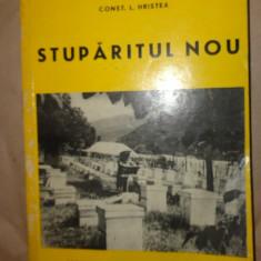 Stuparitul nou / apicultura /an 1979/509pag/80figuri- Const Hristea