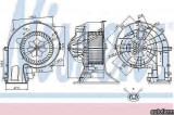 Ventilator aeroterma interior habitaclu OPEL VECTRA C Producator NISSENS 87025
