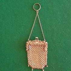 POSETA MICA DE ZALE PENTRU DEGET si PANDATIF - anii 1920, Ornamentale