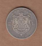 Romania - 2 Lei 1900 - Rara
