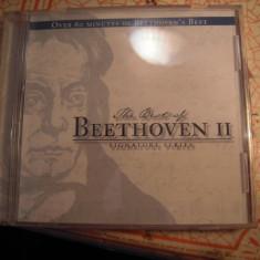 CD original Ludwig van Beethoven - The best of BEETHOVEN II, Signature series