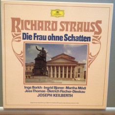 R.STRAUSS - THE WOMAN WITHOUT....- 4LP Box (1964/POLYDOR/RFG) - Vinil/Opera/(NM)