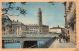 Vederi ( Carti  postale) -Sfatul  Popular - Oradea, Circulata, Fotografie