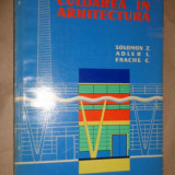 Culoarea in arhitectura 75pag/48figuri/an 1960- Solomon , Adler , Enache
