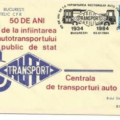 (No1) plic omagial-1986-50 de ani de la infiintarea transportului public de stat
