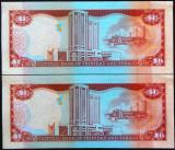 Lot/Set Bancnote 1 DOLAR - TRINIDAD TOBAGO, CONSECUTIVE+ NECIRCULATE  *cod 432 A