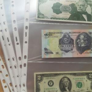 Folii pentru bancnote - cea mai buna calitate - getea250