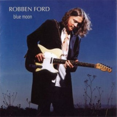 ROBBEN FORD - BLUE MOON, 2009