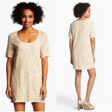 Rochie French Connection, M/38, Crem