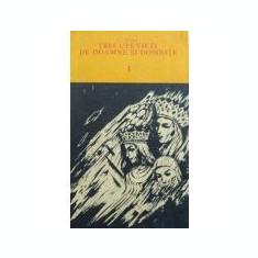 C. Gane - Trecute vieți de doamne și domnițe ( vol. 1 )