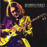 ROBBEN FORD - SOUL ON TEN, 2009