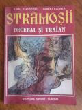 Stramosii - Decebal si Traian banda desenata /  R4P3F