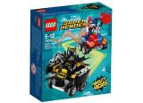LEGO DC Super Heroes - Mighty Micros: Batman contra Harley Quinn 76092