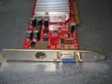 Placa video agp nvidia fx 5200 128mb ddr racire pasiva, 128 MB