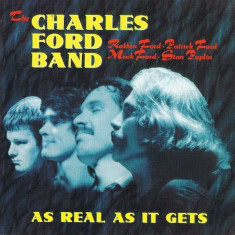 CHARLES FORD BAND - AS REAL AS IT GET, 1996