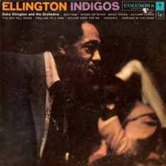 DUKE ELLINGTON - INDIGOS, 1958, CD