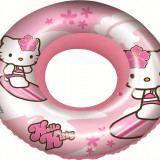 Colac inot gonflabil 51 cm Hello Kitty