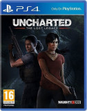 Uncharted Lost Legacy PS 4