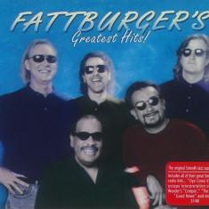 FATTBURGER'S GREATEST HITS!, 2007, CD