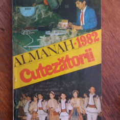 Almanah Cutezatorii 1982 /  R4P3F