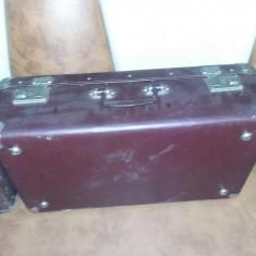Valiza geamantan/valiza/cufar retro model vechi De colectie,Transport.GRATUIT